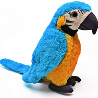 Max_The_Parrot